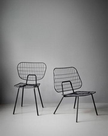 Menu String Dining Chair | Artilleriet | Inredning Göteborg