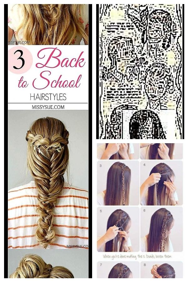 Hair Styles For School New Hairstyles