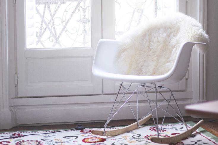 LE fauteuil Eames, mon préféré!