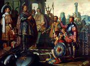"""History Painting"" by Rembrandt Van Rijn"