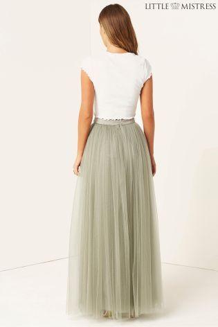Buy Little Mistress Split Skirt from the Next UK online shop