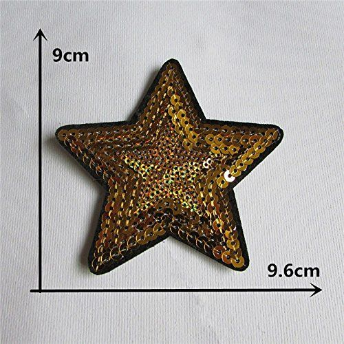 FairyTeller 1Pcs Sell High Quality Mixture Sell Patch Hot Melt Adhesive Applique Embroidery Patch Diy Clothing Accessory Patch C484-C608 -- Continue to the item at the image link.