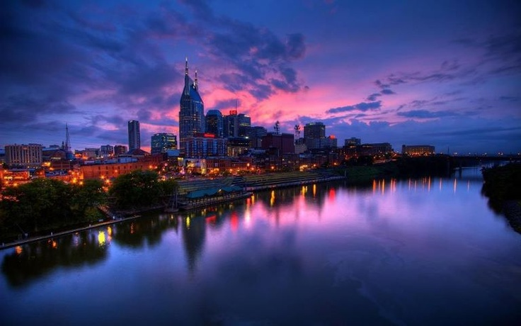 Nashville!! Here we come!