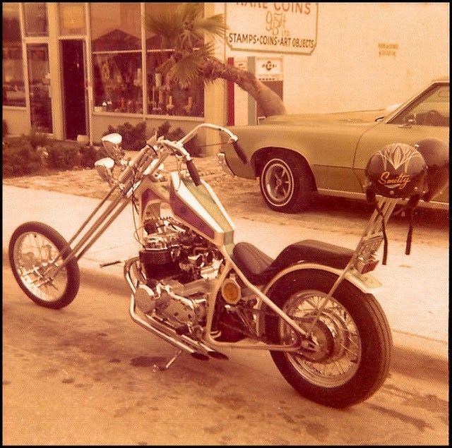 STREET CHOPPER NOVEMBER 1975 SEE CONTENT AEE 70s STYLE