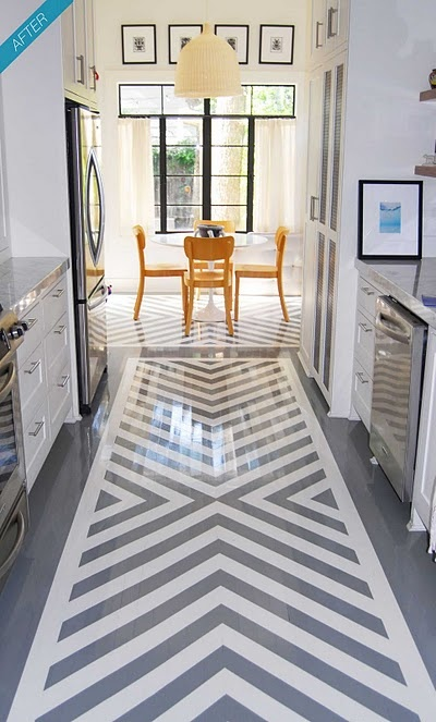 wowzer floor (with how-to)