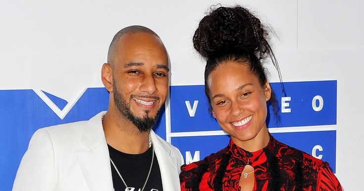 Alicia Key's husband is defending her latest beauty decision.