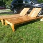 Ana White   Build a Outdoor Chaise Lounge   Free and Easy DIY Project and Furniture Plans
