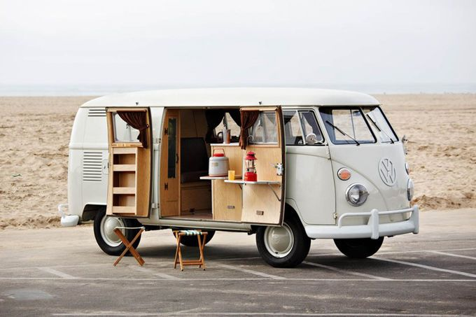 Jerry Seinfeld Auktion VW Bus