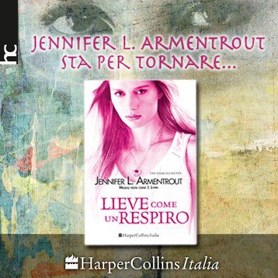 """Leggere Romanticamente e Fantasy: Anteprima """"Lieve come un respiro"""" di Jennifer L. A..."""