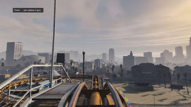 GTA V   LE MIE IMPRESSIONI   Grand Theft Apala 5  w/Moscardelli's Haircu...