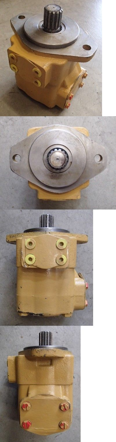 heavy equipment: At57568 Hydraulic Pump Made To Fit John Deere Loader 544 -> BUY IT NOW ONLY: $535 on eBay!