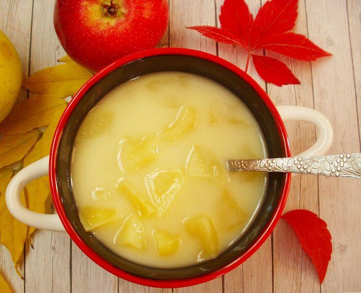 forró fahéjas almaleves