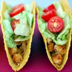 Vegan taco thursday!