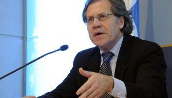"""Nuevo secretario de la OEA promete una """"agenda de diálogo"""" con Venezuela"""
