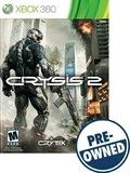 Crysis 2 — PRE-Owned - Xbox 360