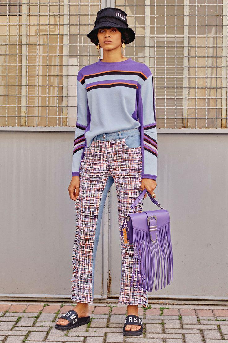 Versus Versace Resort 2018 Collection Photos - Vogue