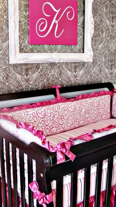 Featured Nursery – baby girl! « Spearmint Baby