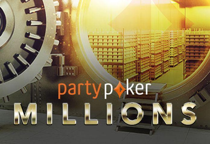 $ 20 000 000! Это не просто огромная цифра – это призовой фонд покерного турнира онлайн от PartyPoker. Все подробности узнайте на сайте.  #NewsOfGambling #Новости_покера #Турнир #Новости #Покер #ОнлайнПокер #NOG