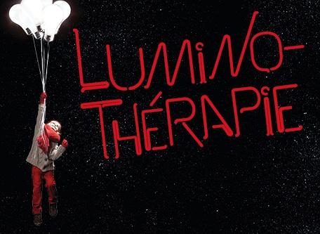 Luminothérapie - Quartier des spectacles Montréal