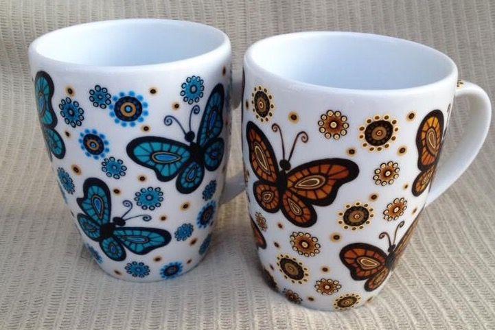 Motyle - butterflies