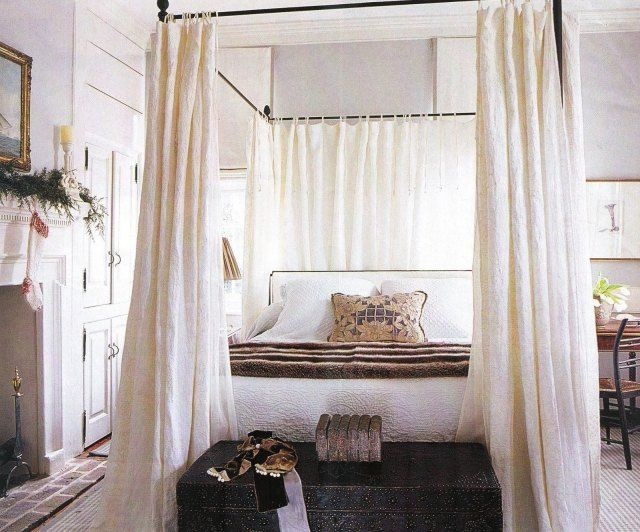 Himmelbett Schone Ideen Fur Das Schlafzimmer In 23 Fotos Fotos