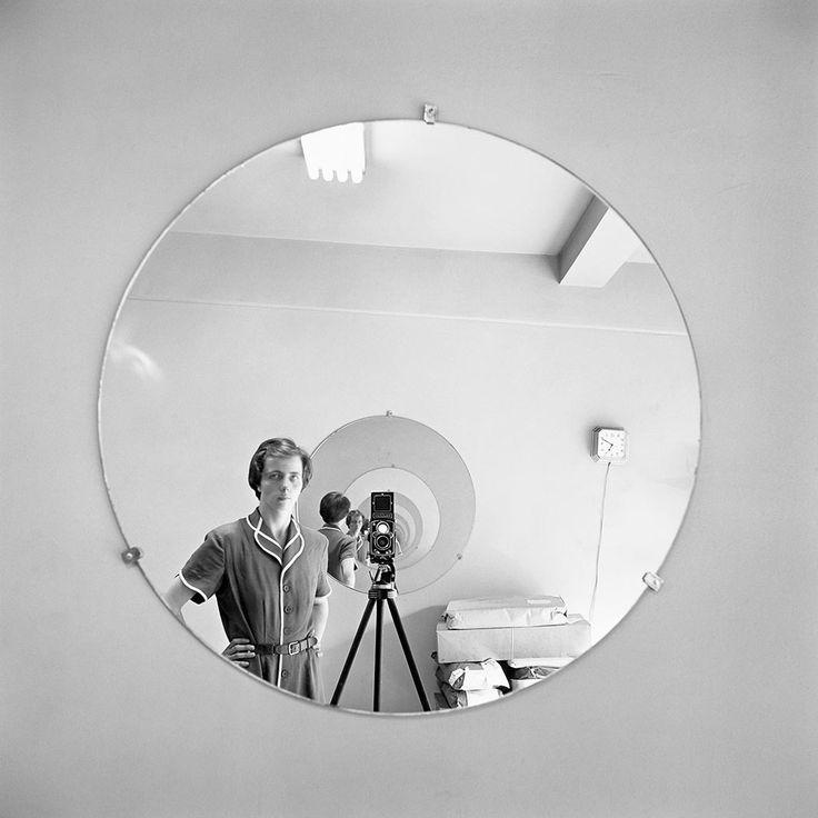 Vivian Maier from Self Portraits