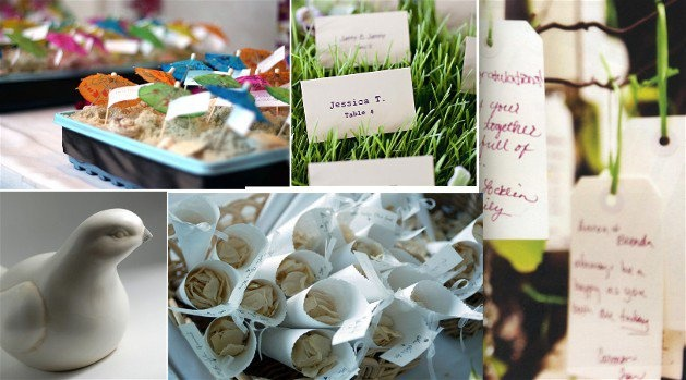 Save Money With Low-Cost Wedding Favors!