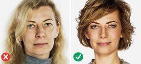 Το μακιγιάζ δεν είναι το μόνο που μπορεί να κρύψει τα σημάδια του χρόνου στο πρόσωπό μας. Τα μαλλιά, μαζί με το κούρεμα και το χτένισμα που επιλέγουμε, μπο