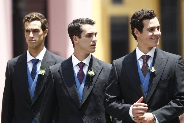 Felipe De Osma Photos Photos Wedding Of Prince Christian Of Hanover And Alessandra De Osma In Lima Royalty