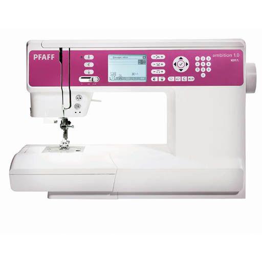 Club de la Aguja | Máquina de coser: Pfaff Ambition 1.0
