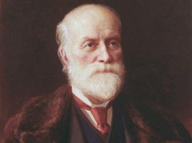 Standford Fleming, inventor de los husos horarios, gracias a que perdió un tren en Irlanda.