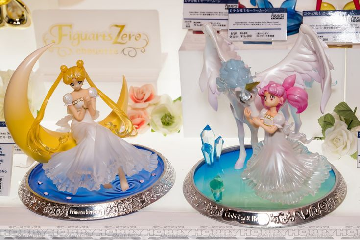 """sailor moon"" ""sailor moon figure"" ""sailor moon merchandise"" ""sailor moon toys"" ""figuarts zero"" pegasus chibiusa princess bandai ""tokyo toy show 2016"" helios japan"
