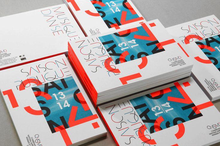Identités remarquables : Des Signes (via étapes:) #design #identity