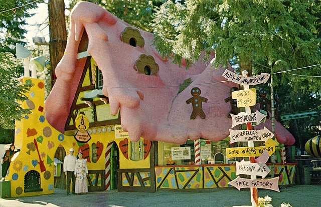 Santa's Village SkyForest CA by mod*mom, via Flickr