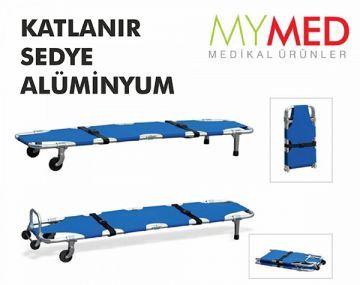 SEDYE KATLANIR ALÜMİNYUM TEKERLEKLİ http://www.can-medikal.com/Ilk-Yardim-ve-Revir-Malzemeleri,LA_124-2.html