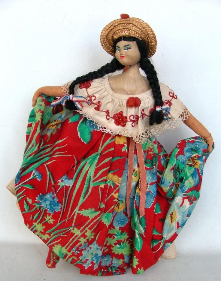 Mexiacan Senorita~Layna doll from Spain