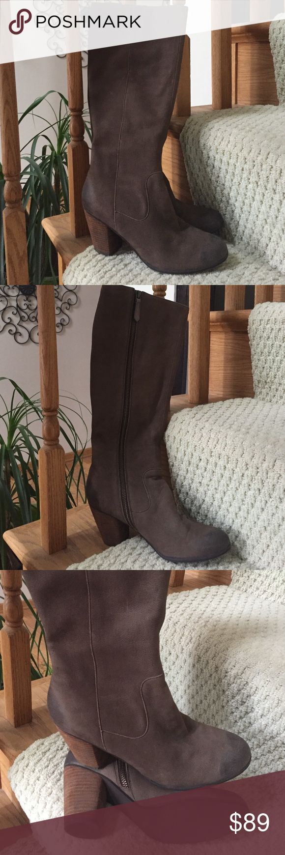 Nordstrom Boots 7.5 Nordstrom Tall boots. Size 7.5   The brand is BP   These have only been worn 1 time. Excellent condition. BP Shoes Heeled Boots