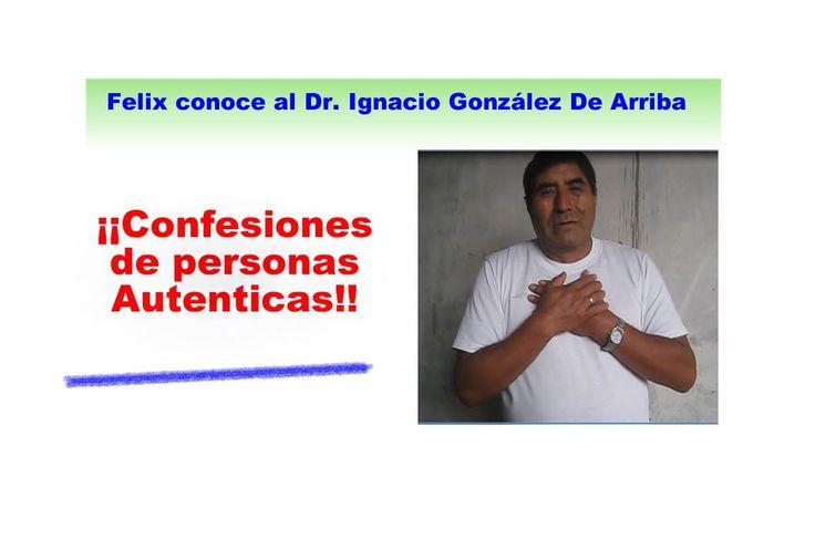 """Defensores de Cristo"" Testimonio Video Maestro Fenix Ignacio Gonzalez, ..."