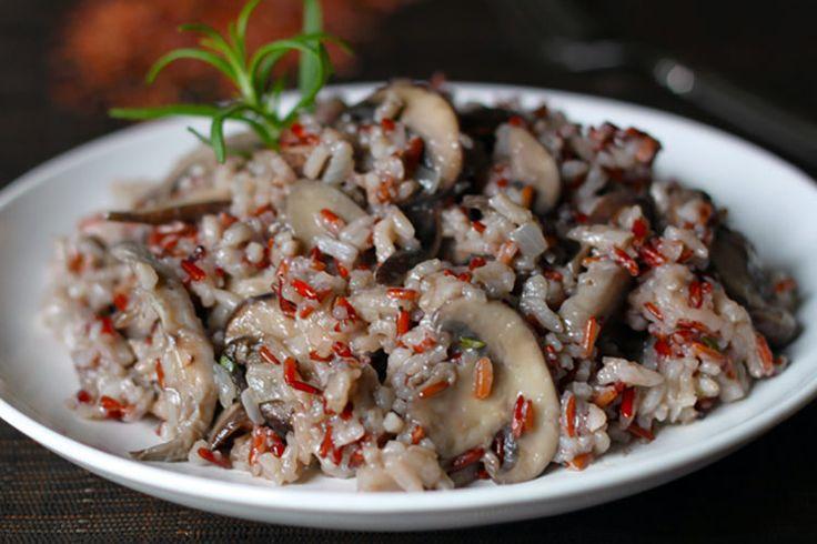 Slow Cooker Wild Rice Pilaf