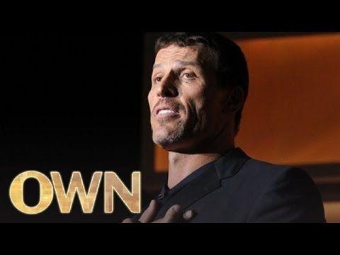 Tony Robbins' Emotional Flood Exercise | Oprah's Lifeclass | Oprah Winfrey Network - YouTube
