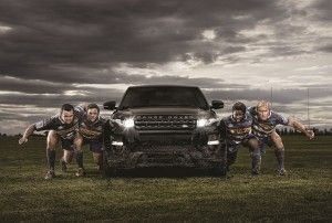 WP Rugby Team Land Rover