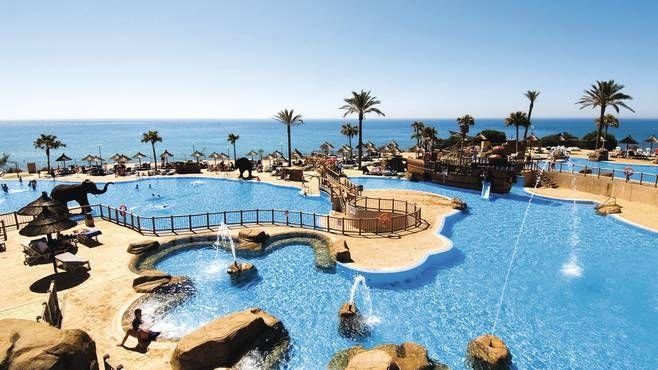 Hotel Polynesia - Costa Del Sol