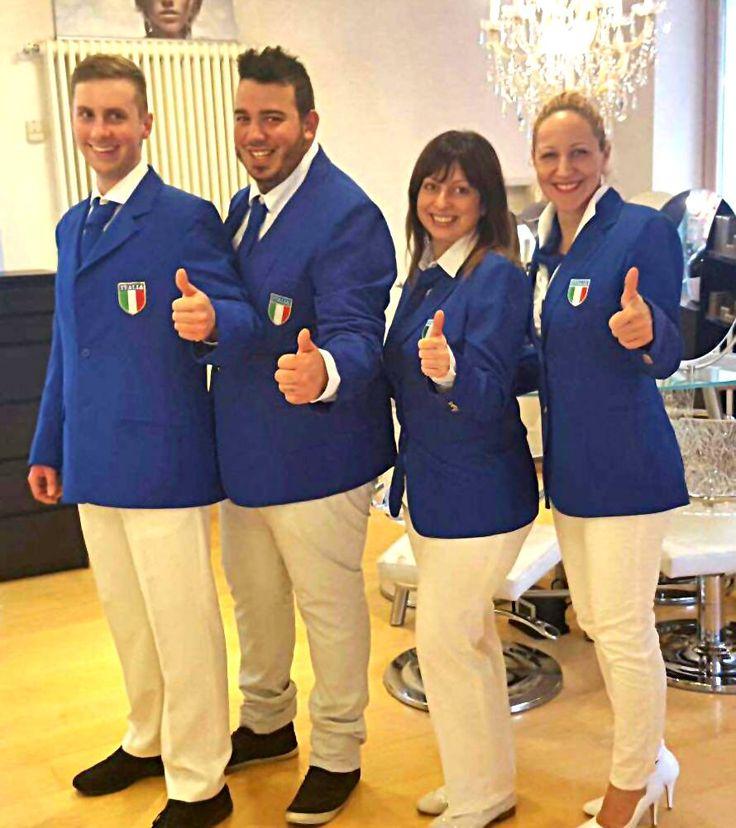 Lunedì 23 maggio a Vicenza le campionesse Daniela Sperotto e Giada Mecenero raccontano ed eseguono le acconciature con cui hanno vinto il Campionato Mondiale in Corea