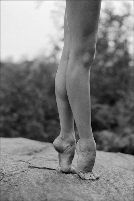 those feet!