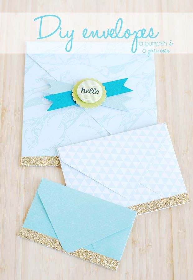 23 delight diy envelopes - photo #18