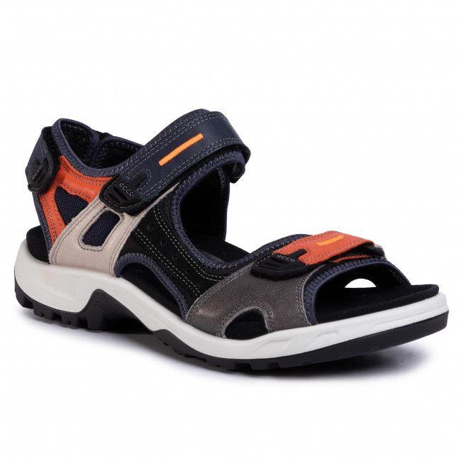 Sandaly Ecco Offroad 82207451768 Multicolor Fire Sandaly Klapki I Sandaly Meskie Eobuwie Pl Offroad Shoes Sandals