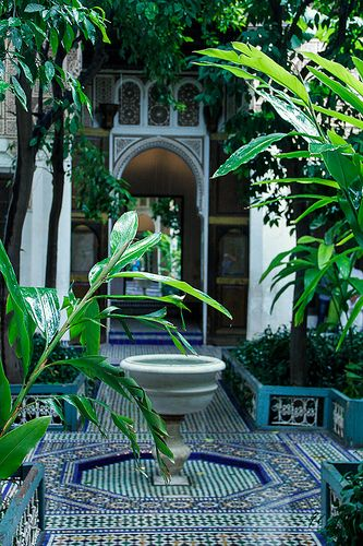 Morocco Landscapes and Gardens #Travel #DanCamacho