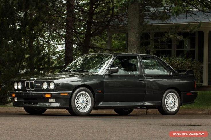 1990 BMW M3 #bmw #m3 #forsale #canada