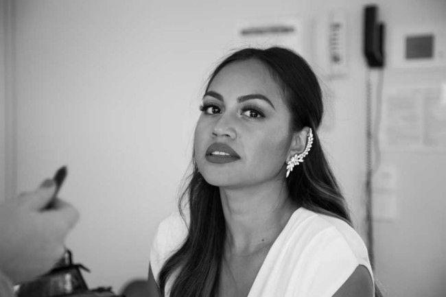 Vogue exclusive: Jessica Mauboy's shoot photo diary