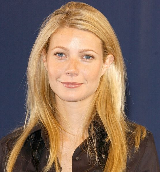 Gwyneth Paltrow Natural Her Hair Makeup